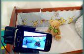 Baby Monitor met behulp van een oude Android telefoon