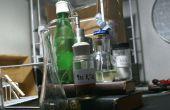 Instellen van uw huis chemie Lab