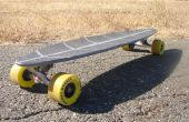 DIY Longboard renovatie