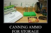 Foodsaver munitie Canning & lange termijn opslag