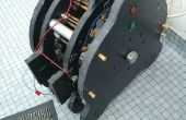 Overtollige energie Pulse Motor