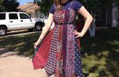 Stropdas jurk
