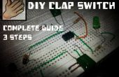 DIY Clap Switch 555 Timer