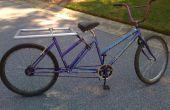 Xtends - zet uw fiets in een lange Cargo Bike