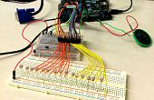 VHDL lichtgevoelige Synth Machine