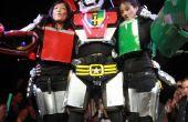 Voltron Force (5 persoon montage epische kostuum)