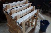 DIY hydrocultuur, met behulp van PVC goot (prototype)