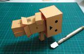 Karton robot baseren op Danboard
