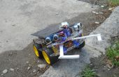 DIY intelligente Autonomus Robot (elektronische Pet) /w Arduino
