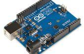 Controle van de Arduino met behulp van PHP