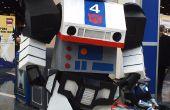 """Hoe maak je een Transformers: """"Jazz"""" kostuum"""