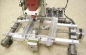Gemakkelijk te bouwen Desk Top 3 as CNC frezen Machine