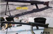 Hoe maakte ik een Airsoft MG-42