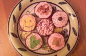 Hoe maak je makkelijk, bak-vrij, Chocolade doopte koekjes