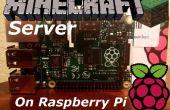 Minecraft Server met Raspberry Pi 1.8.9