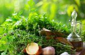 Natuurlijke remiedies (kruiden en specerijen)