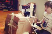 How to Build een kartonnen kat vliegtuig