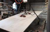 Hoe maak je een vacuüm powered multiplex lifter voor uw workshop