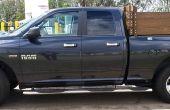 Het spel van zijden/hek zijden voor 2014 Dodge 1500 4 x 4 Pickup Truck