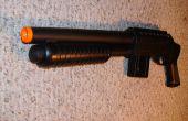 Maken van een realistische shotgun prop uit airsoft gun