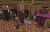 How To Make dorpelingen in Minecraft!