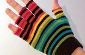 Gemakkelijk Vingerloze handschoenen