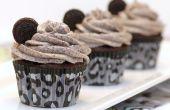 Dood door Oreo Cupcakes