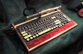 Miss Betsy van Steampunk toetsenbord