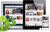 How to Convert iTunes films naar DVD's op Windows
