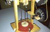Bouwen van een Low-Cost Stirlingmotor voor elektriciteitsproductie