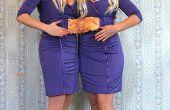 Conjoined Twins Halloween kostuum