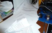 Wat te doen met overgebleven papier