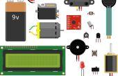 Arduino: Hoe om verbinding te maken met gemeenschappelijke sensoren en Items