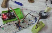Bi-polaire Stepper Motor met L293D en Arduino