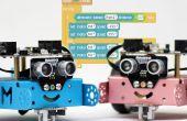 Hoe te gebruiken grafische programmeersoftware programma Arduino en robots?