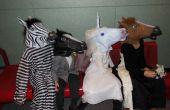 De paarden bruiloft