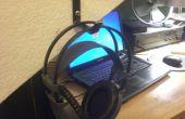 DIY koptelefoon houder