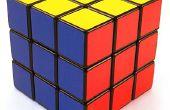Het oplossen van een Rubix Cube