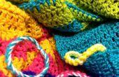 DIY Fashion Rainbow garen armbanden
