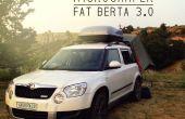 SUV MicroCamper - dikke Berta 3.0