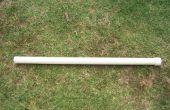 PVC pijp lucht kanon