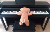 Hoe te spelen van de piano en gemakkelijk pianosongs voor beginners