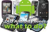 Epic gebruikt voor een oude Android telefoon