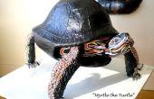 """Het maken van """"Myrtle the Turtle"""""""
