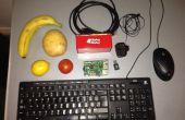 Hoe maak je een Scratch-spel met de Makey Makey controller op een Raspberry Pi