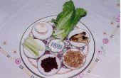 Wijze van uitvoering van een succesvolle Pascha Seder
