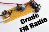 Bouwen van uw eigen ruwe Radio van de FM