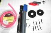 DIY High Voltage sonde voor digitale multimeters (universeelmeters)