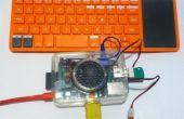 Flitser een LED met Scratch op de Computer van de Kano