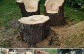 Hoe gebruik hout